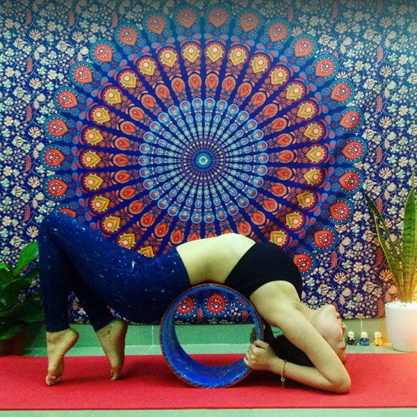câu lạc bộ yoga ở huế